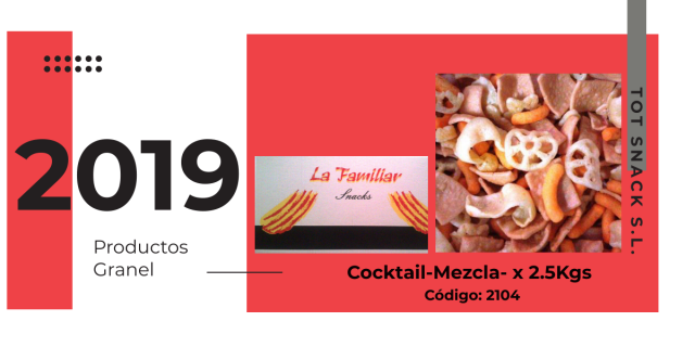 Cocktail-Mezcla
